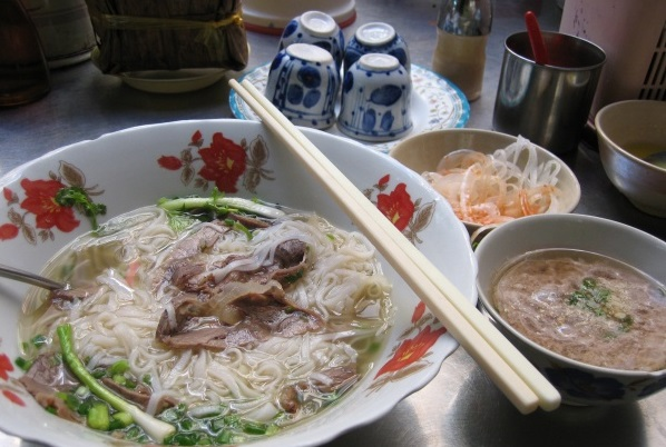 pho dau - 10 Best Pho In Ho Chi Minh City