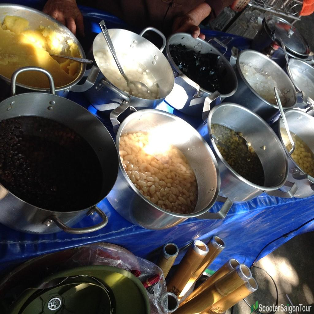 Ba Beo Sweet Soup Stall in Hue 2