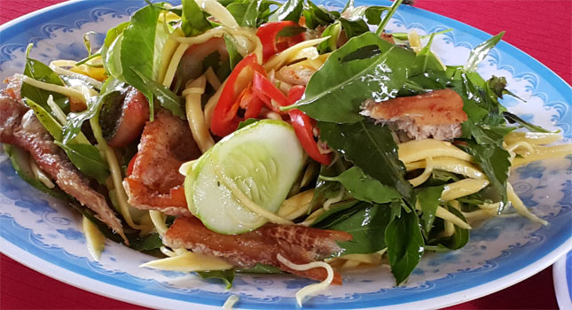 salad-with-la-sau-dau Specialty Foods in An Giang