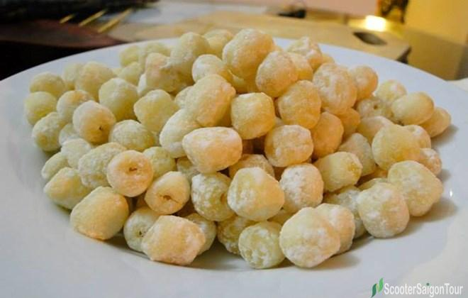 candied lotus seed