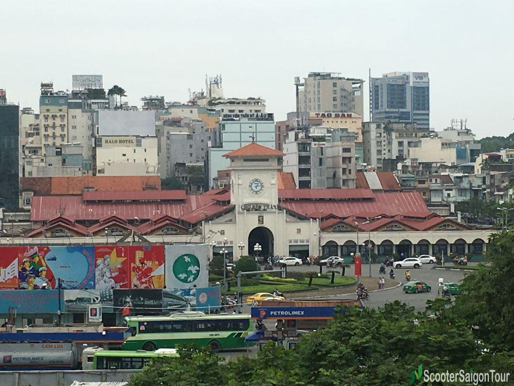 Ben Thanh Market In Saigon Tracy
