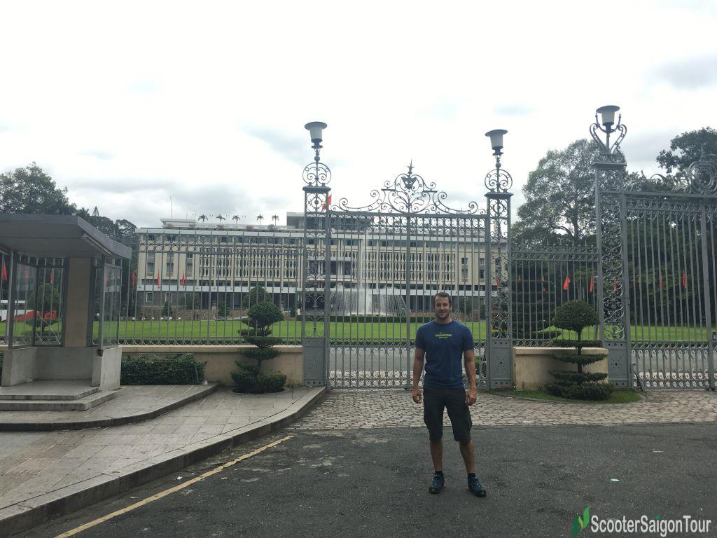 Independence Palace Tracy