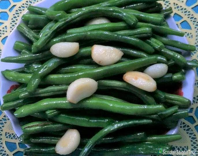 Stir Fried Green Bean