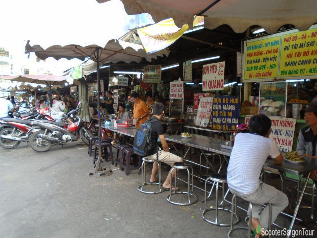Tan Dinh Market In Saigon Tracy 1