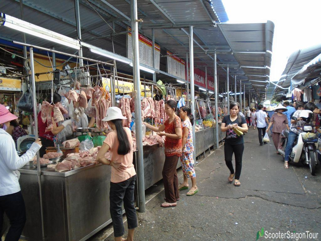 Tan Dinh Market In Saigon Tracy 2