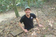 Private Cu Chi Tunnels Tour Half-day by Motorbike/Car