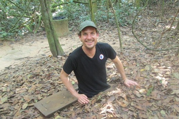 Private Cu Chi Tunnels Tour Half-day by Car/Motorbike