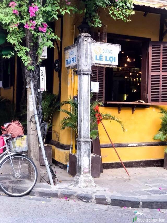 Riding Bycicle In Hoi An (2)