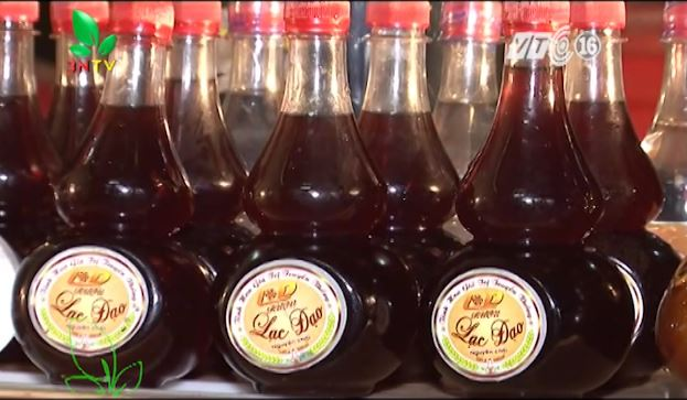 Red Glutinous Rice Wine In Thanh Hoa