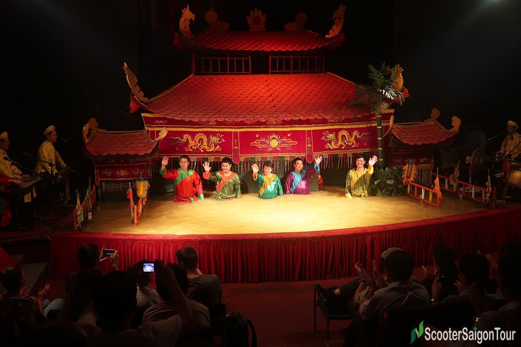 Golden dragon water puppet theater saigon golden dragon portage menu