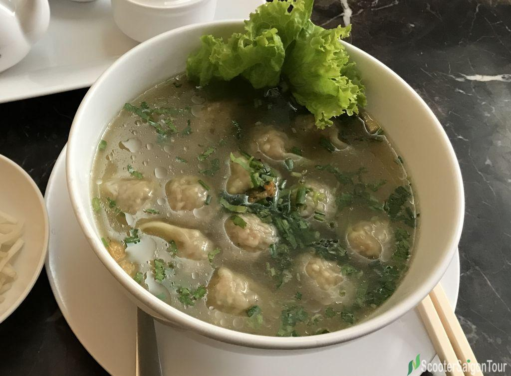 Wonton Soup 1