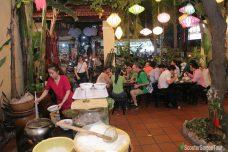 Private Night Saigon Street Food Tour by Motorbike